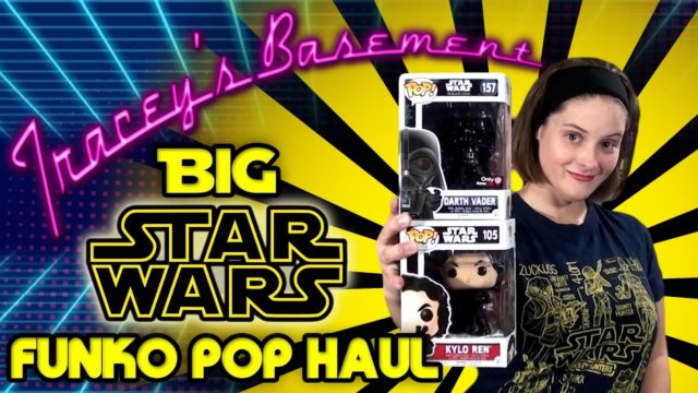 Big Star Wars Funko Pop Haul