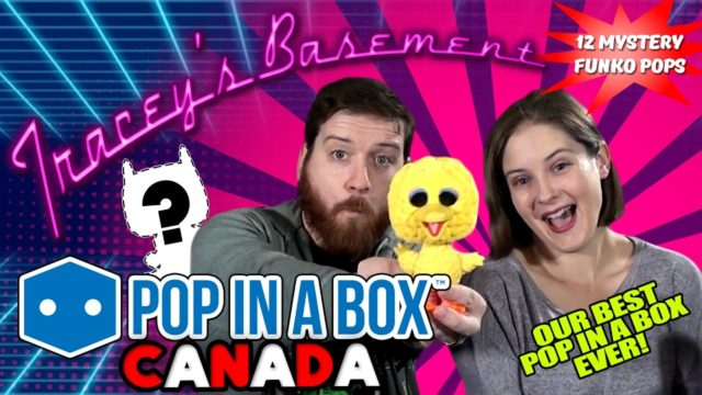 Pop in a Box Canada Unboxing - Best Pop in a Box ever