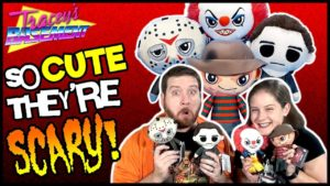 funko-horror-plushies-are-scary-adorable-freddy-jason-pennywise-038-michael-myers-plush-300x169 Toys and Collectibles