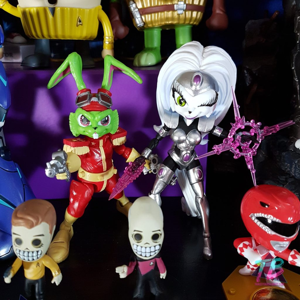 Bucky-OHare-First-Mate-Jenny-Action-Figures-Boss-Fight-Studio-Shelfie-toys-1024x1024 Boss Fight Studio (AMAZING) Bucky O'Hare and First Mate Jenny Action Figures! Toys and Collectibles Videos