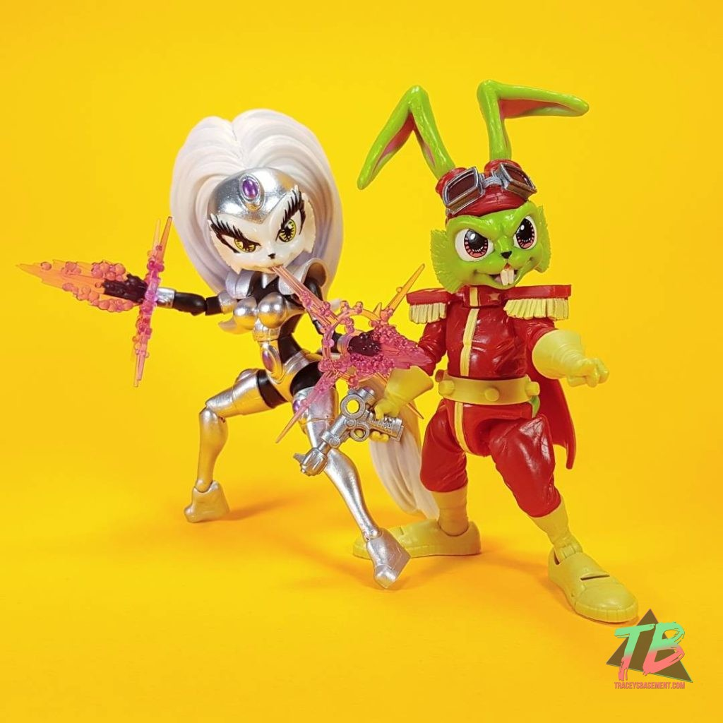 Bucky-Ohare-Action-Figures-BossFight-Studio-Bucky-First-Mate-Jenny-1024x1024 Boss Fight Studio (AMAZING) Bucky O'Hare and First Mate Jenny Action Figures! Toys and Collectibles Videos