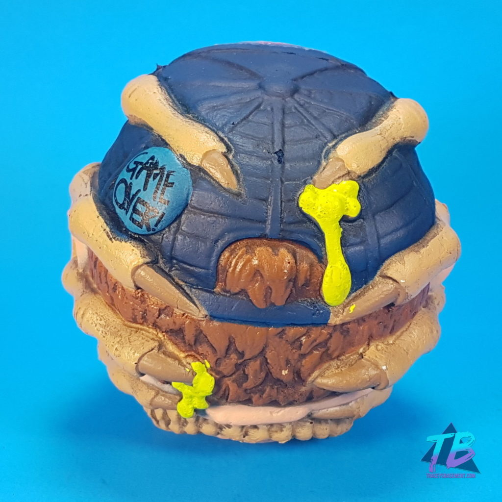 Horror-Sci-Fi-Madballs-Series-1-Alien-Facehugger-back-1024x1024 Super Gross & Awesome Horror & Sci-Fi Madballs: Series 1 from NECA & Kidrobot! Foam, Freaky & Fun! Toys and Collectibles Videos
