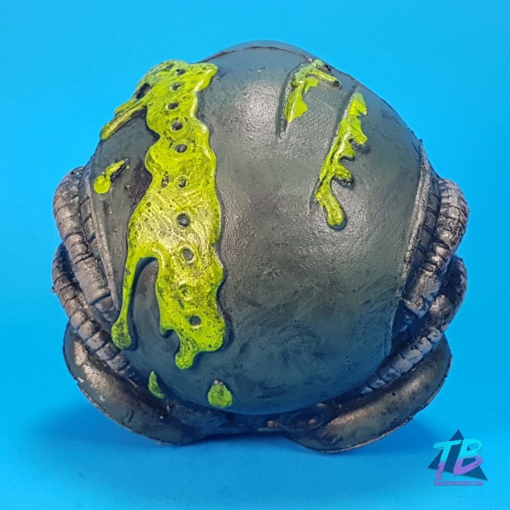 Horror-Sci-Fi-Madballs-Series-1-Alien-Xenomorph-back-1024x1024 Super Gross & Awesome Horror & Sci-Fi Madballs: Series 1 from NECA & Kidrobot! Foam, Freaky & Fun! Toys and Collectibles Videos