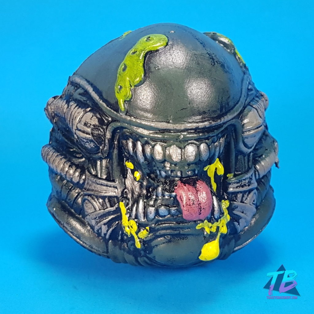 Horror-Sci-Fi-Madballs-Series-1-Alien-xenomorph-1024x1024 Super Gross & Awesome Horror & Sci-Fi Madballs: Series 1 from NECA & Kidrobot! Foam, Freaky & Fun! Toys and Collectibles Videos