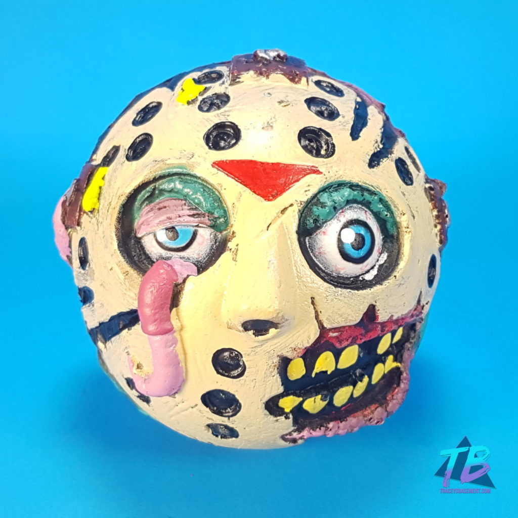 Horror-Sci-Fi-Madballs-Series-1-Jason-Voorhees-Friday-the-13th-1024x1024 Super Gross & Awesome Horror & Sci-Fi Madballs: Series 1 from NECA & Kidrobot! Foam, Freaky & Fun! Toys and Collectibles Videos