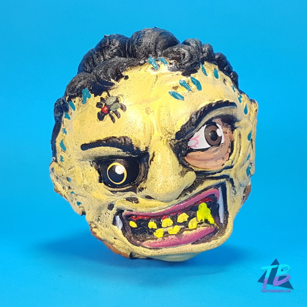 Horror-Sci-Fi-Madballs-Series-1-Leatherface-1024x1024 Super Gross & Awesome Horror & Sci-Fi Madballs: Series 1 from NECA & Kidrobot! Foam, Freaky & Fun! Toys and Collectibles Videos