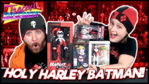 harley-quinn-haul-8211-bam-exclusive-cryptozoic-bombshell-funko-dc-icons-038-amazing-living-dead-doll-300x169 Videos