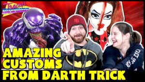 awesome-customs-by-darth-trick-marvel-8217-s-venom-038-dc-8217-s-harley-quinn-300x169 Mail Calls