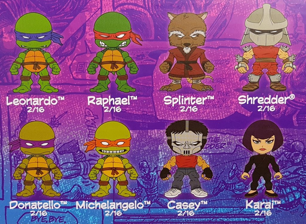 Teenage-Mutant-Ninja-Turtles-Loyal-subjects-common-figures-wave-1-1024x752 Teenage Mutant Ninja Turtles Loyal Subjects Blind Boxes Wave 1 (Full Case)! Unboxing 16 TMNT Figures! Toys and Collectibles Videos