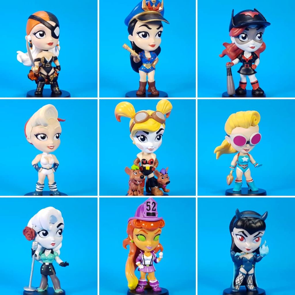 IMG_20180725_130731_563-1024x1024 DC Comics Lil' Bombshells Series 3 Unboxing! Toys and Collectibles Videos