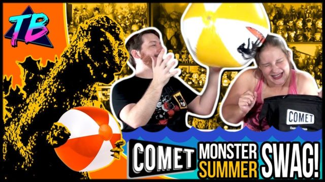 Comet TV Monster Summer Swag! New TV & Free Streaming Channel for Sci-Fi & Horror Classics!