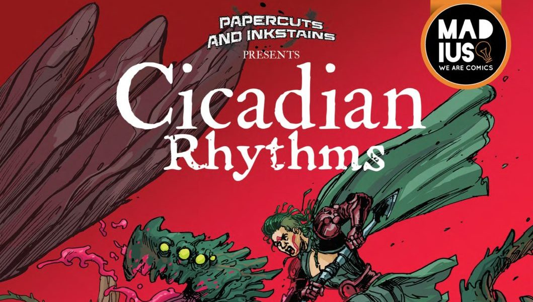 Circadian Rhythms One Shot Madius Comics Front Cover Cropped