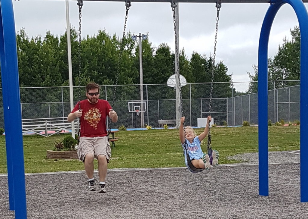GEEKS-Do-KETO-Week-3-Diet-Update-Activity-Daddy-Daughter-Swingset-1024x727 GEEKS Do KETO! Diet Journey Day 21 Update Get to Know Us More!