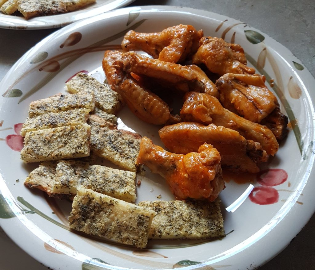 GEEKS-Do-KETO-Week-3-Diet-Update-Hot-Wings-Fathead-Garlic-Bread-1024x880 GEEKS Do KETO! Diet Journey Day 21 Update Get to Know Us More!