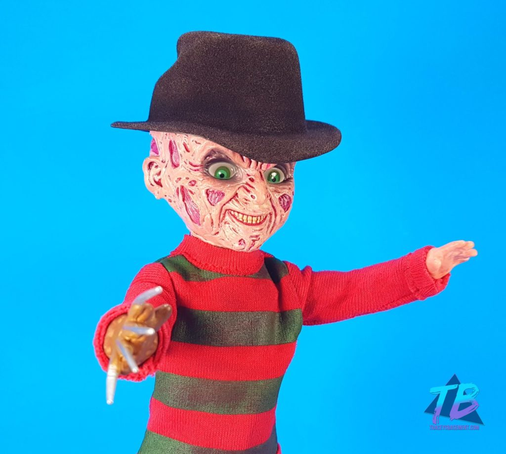 Living-Dead-Doll-Freddy-Krueger-Pose-1024x919 Living Dead Doll Freddy Krueger from Mezco! Toys and Collectibles Videos