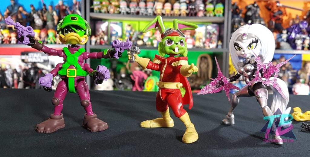 Boss-Fight-Studio-Bucky-O'Hare-Action-Figure-Series-First-Mate-Jenny-Deadeye-Duck-Corsair-Canard-BBTS-Exclusive-Shelfie-1024x520 Boss Fight Studio Bucky O'Hare Corsair Canard Deadeye Duck Exclusive! Toy News Toys and Collectibles