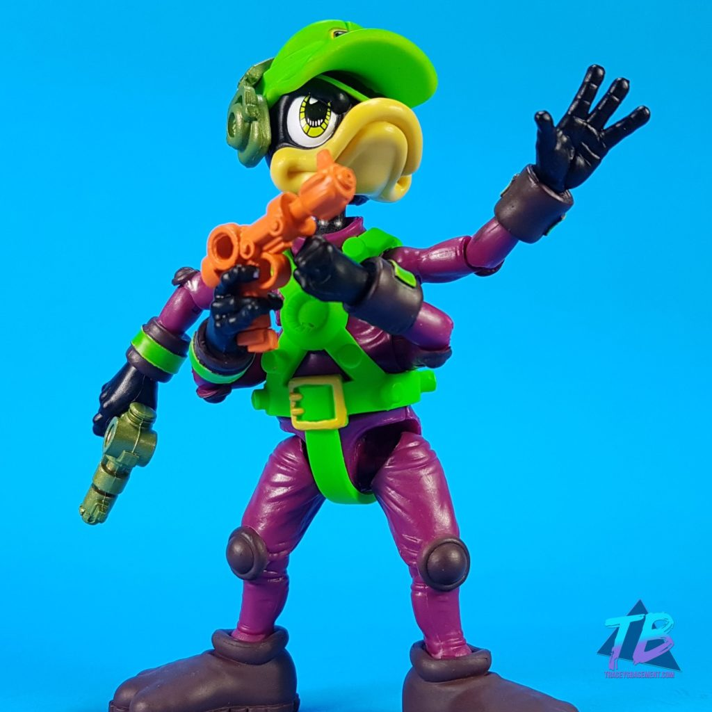 Deadeye-Duck-Corsair-Canard-Boss-Fight-Studio-Big-Bad-Toy-Store-Exclusive-Bucky-O'Hare-Action-Figure-Articulation-1024x1024 Boss Fight Studio Bucky O'Hare Corsair Canard Deadeye Duck Exclusive! Toy News Toys and Collectibles