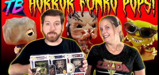 Horror Funko Pops Haul Flashing Gremlin The Predator Friday the 13th Jason Voorhees Unboxing Video Thumbnail