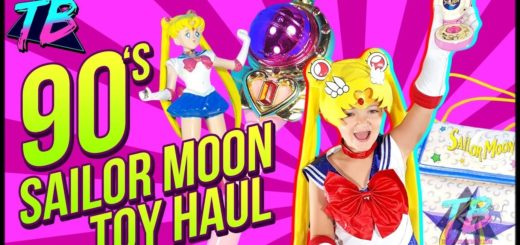 Sailor Moon Kijiji Secondhand Haul Moon Toys Books More Thumbnail