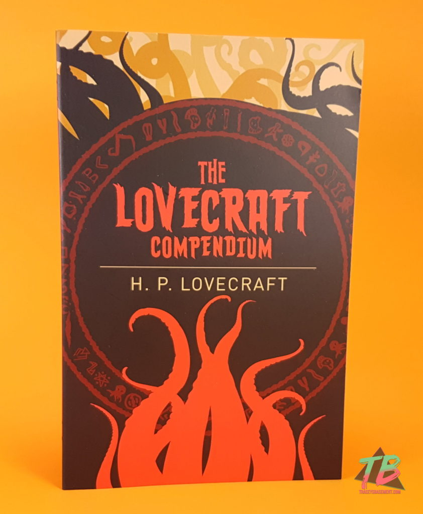 Halloween-To-Be-Read-List-October-2018-TBR-Books-Horror-Novels-HP-Lovecraft-The-Lovecraft-Compendium-Front-842x1024 October 2018 TBR : My Halloween To-Be-Read Channel Updates and Other Videos