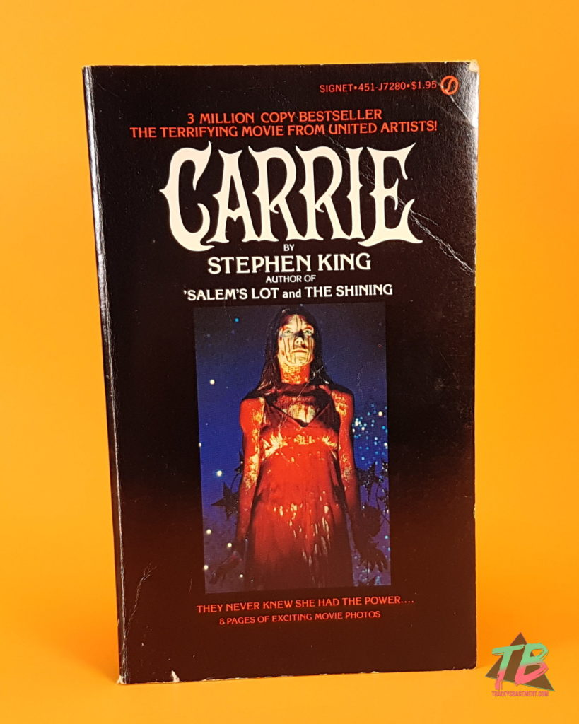 Halloween-To-Be-Read-List-October-2018-TBR-Books-Horror-Novels-Stephen-King-Carrie-Front-819x1024 October 2018 TBR : My Halloween To-Be-Read Channel Updates and Other Videos
