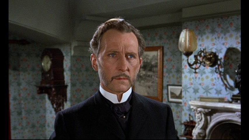 The-Gorgon-Hammer-Horror-Films-Movie-Review-Peter-Cushing-as-Doctor-Namaroff The Gorgon - Spoiler-Free Movie Review Movies Reviews