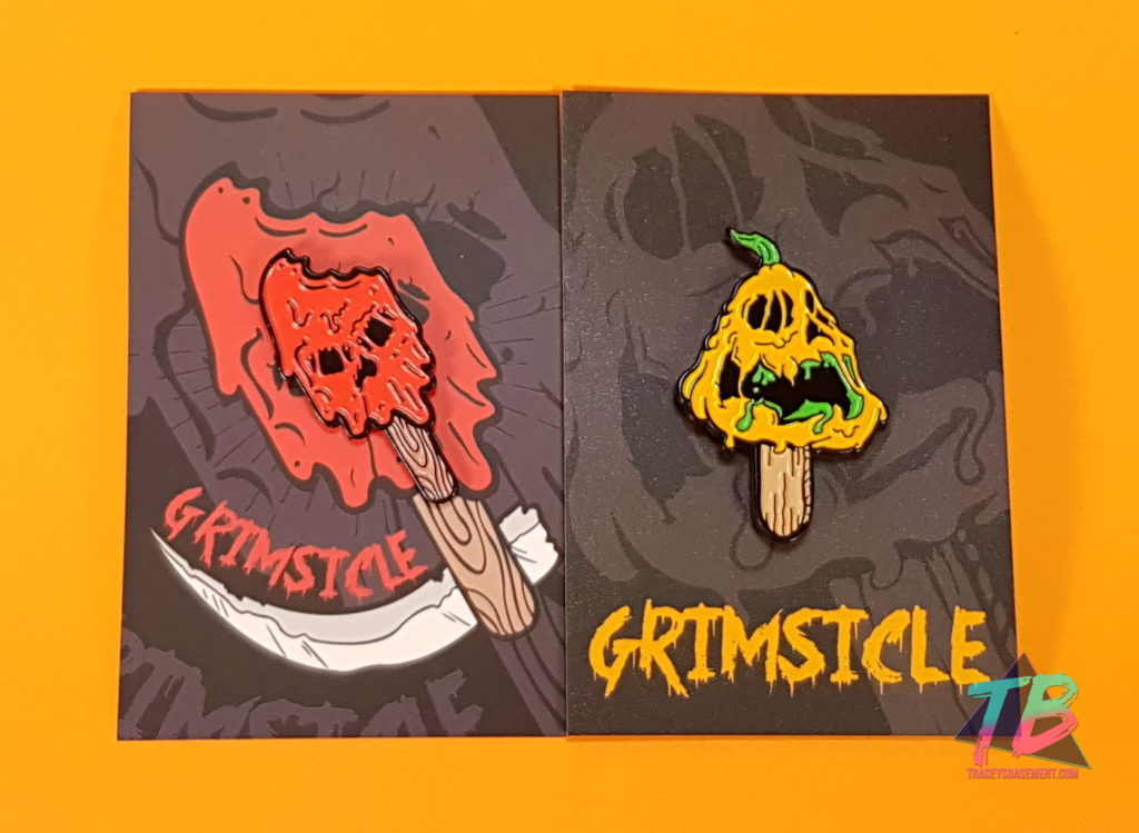 Viewer-Mail-from-LaFox-Grimsicle-Pins-Bloodberry-Pop-and-Pumpkill-Pie-Pop-Enamel-Pin-with-Backing-Card-1024x749 Grimsicle Enamel Pins & Itty Bittys! Mail from LaFox! Mail Calls Videos