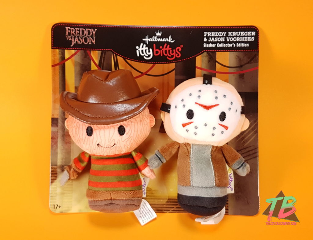 Viewer-Mail-from-LaFox-Plush-Freddy-Krueger-VS-Jason-Voorhees-2-Pack-Horror-Itty-Bitty-Hallmark-1024x786 Grimsicle Enamel Pins & Itty Bittys! Mail from LaFox! Mail Calls Videos
