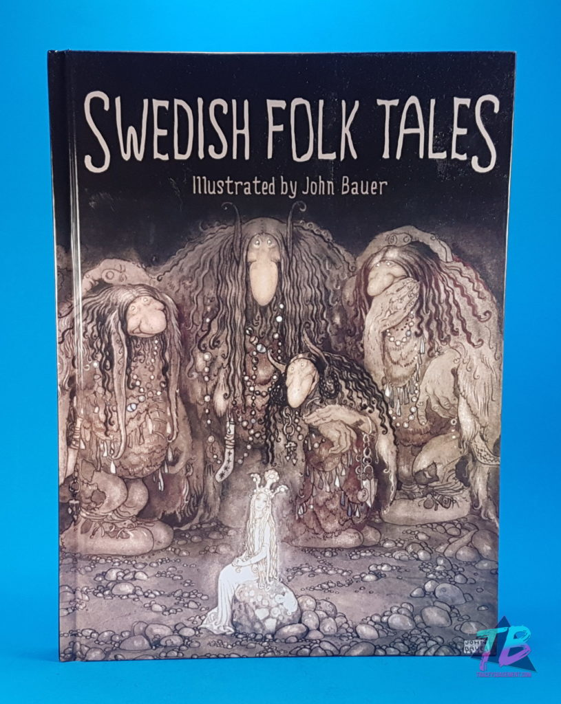 Sideshow-Collectibles-and-More-from-Marie-Viewer-Mail-Swedish-Folk-Tales-Book-815x1024 Sideshow Collectibles Freddy & More from Marie! Mail Calls Videos