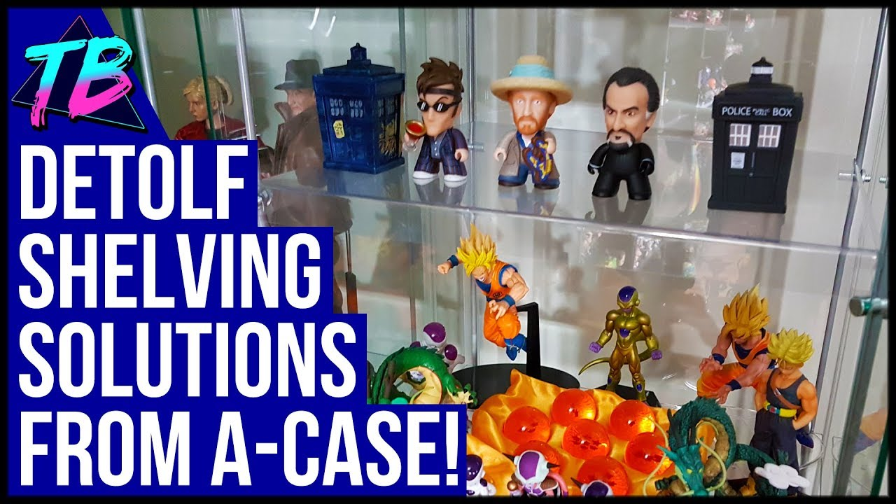 A-Space – Detolf Shelving Solutions from A-Case