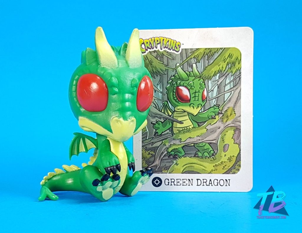 Cryptkins-They-Do-Exist-from-Cryptozoic-Entertainment-Full-Case-Unboxing-Vinyl-Blind-Box-Figures-Green-Dragon-1024x791 Unboxing Cryptkins Series 2 - FULL CASE! Toys and Collectibles Videos