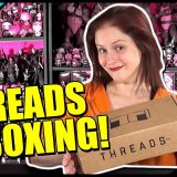Threads by ZBox and Zavvi UK Subscription Box Unboxing