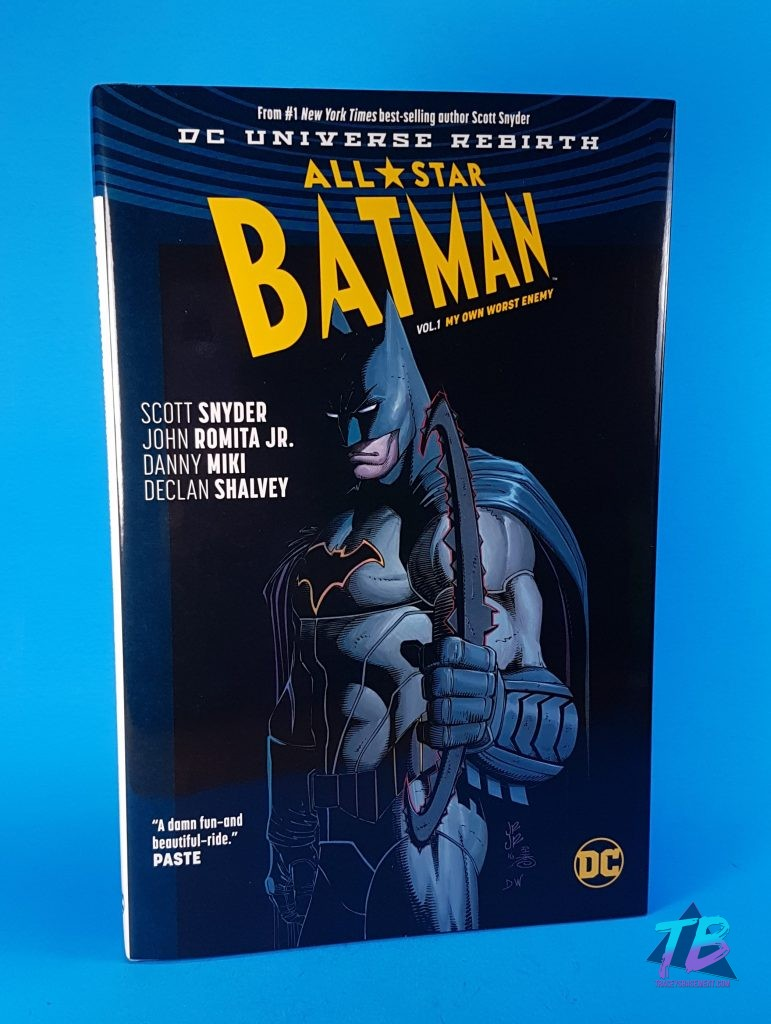 Threads-by-ZBox-and-Zavvi-UK-Subscription-Box-Unboxing-Graphic-Novel-DC-Universe-Rebirth-All-Star-Batman-Volume-1-My-Own-Worst-Enemy-Front-771x1024 My First Ever Threads Unboxing! Subscription Boxes Threads Videos