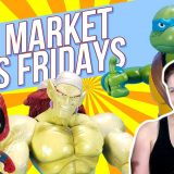 Flea Market Finds Fridays! Episode 3 Funko Figures Ninja Turtles Comics Little Monsters Horror