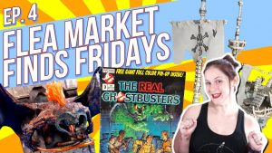 Flea-Market-Finds-Fridays-Episode-4-Stephen-King-Buffy-the-Vampire-Slayer-The-Real-Ghostbusters-Mega-Bloks-Lord-of-the-Rings-300x169 Videos