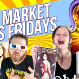 Flea Market Finds Fridays Episode 6 Manga Comics Supernaturals and More