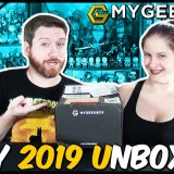 My Geek Box July 2019 Unboxing