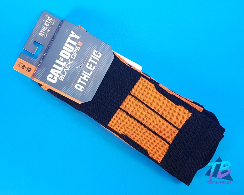 My-Geek-Box-July-2019-Unboxing-Call-of-Duty-Black-Ops-III-Athletic-Socks-1024x822 My Geek Box (July 2019) Unboxing My Geek Box Subscription Boxes Videos