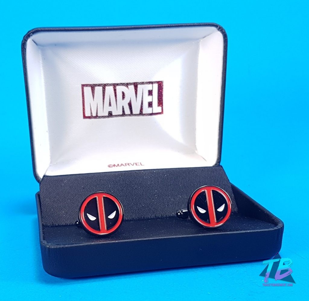 My-Geek-Box-July-2019-Unboxing-Marvel-Deadpool-Cufflinks-1024x997 My Geek Box (July 2019) Unboxing My Geek Box Subscription Boxes Videos