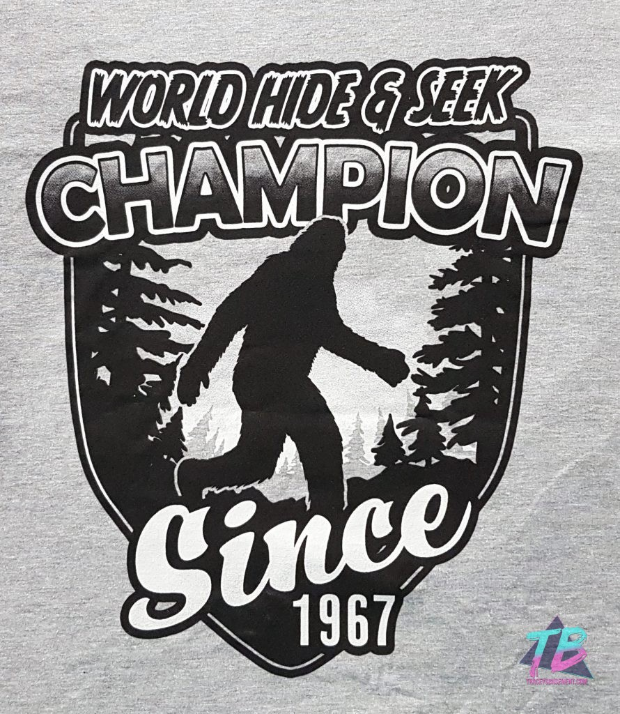 My-Geek-Box-July-2019-Unboxing-World-Hide-and-Seek-Champion-Since-1967-Bigfoot-Shirt-890x1024 My Geek Box (July 2019) Unboxing My Geek Box Subscription Boxes Videos