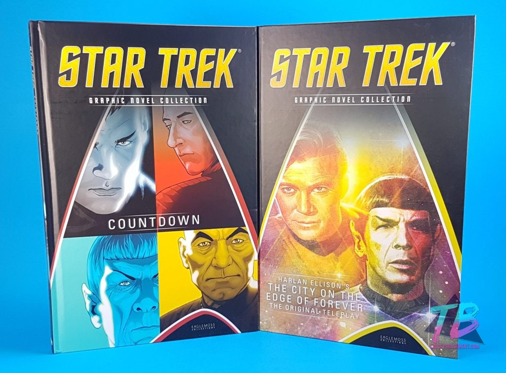 Threads-by-ZBox-Zavvi-Books-and-Shirts-Star-Trek-Graphic-Novel-Collection-Countdown-The-City-on-the-Edge-of-Forever-Original-Teleplay-1024x755 THREADS by ZBox (July 2019) Unboxing Subscription Boxes Threads Videos