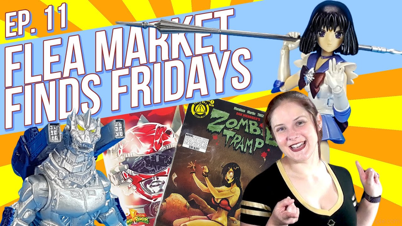 Flea Market Finds Fridays! Episode 11