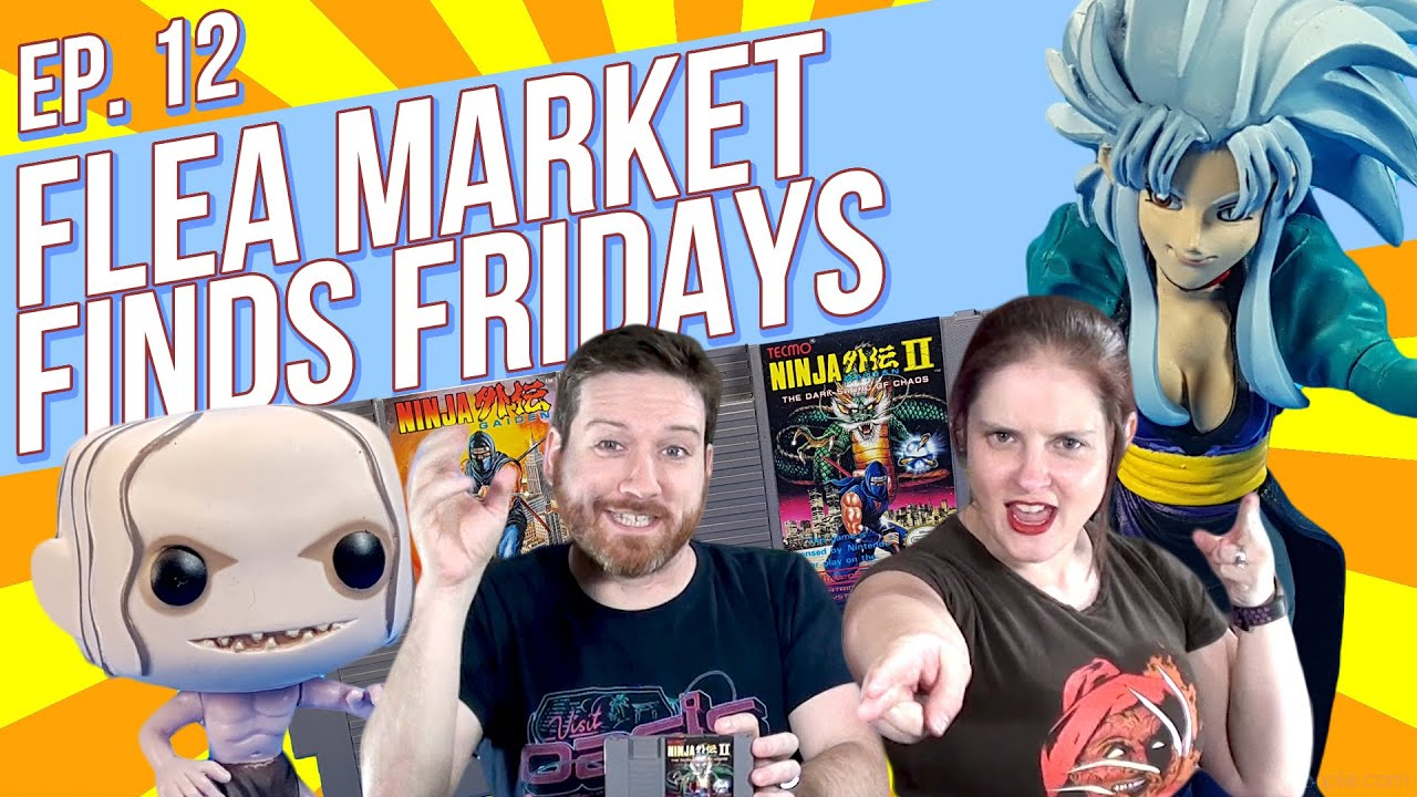 Flea Market Finds Fridays! Episode 12