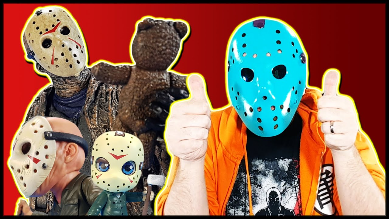 Friday the 13th Haul Feat. Neca, Mezco, & Funko