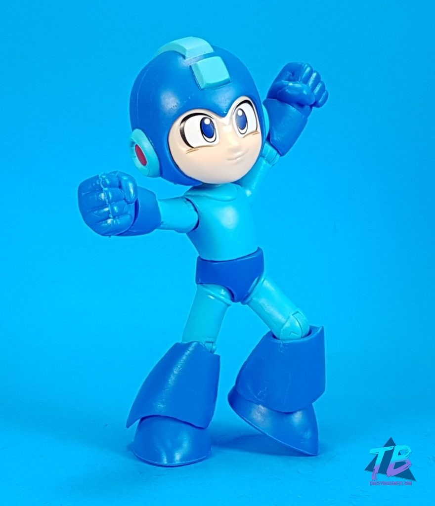 Mega-Man-by-Funko-Classic-Blue-Out-of-Box-Posed-880x1024 Super Fighting Robot! Mega Man Figures from Funko! Toys and Collectibles Videos