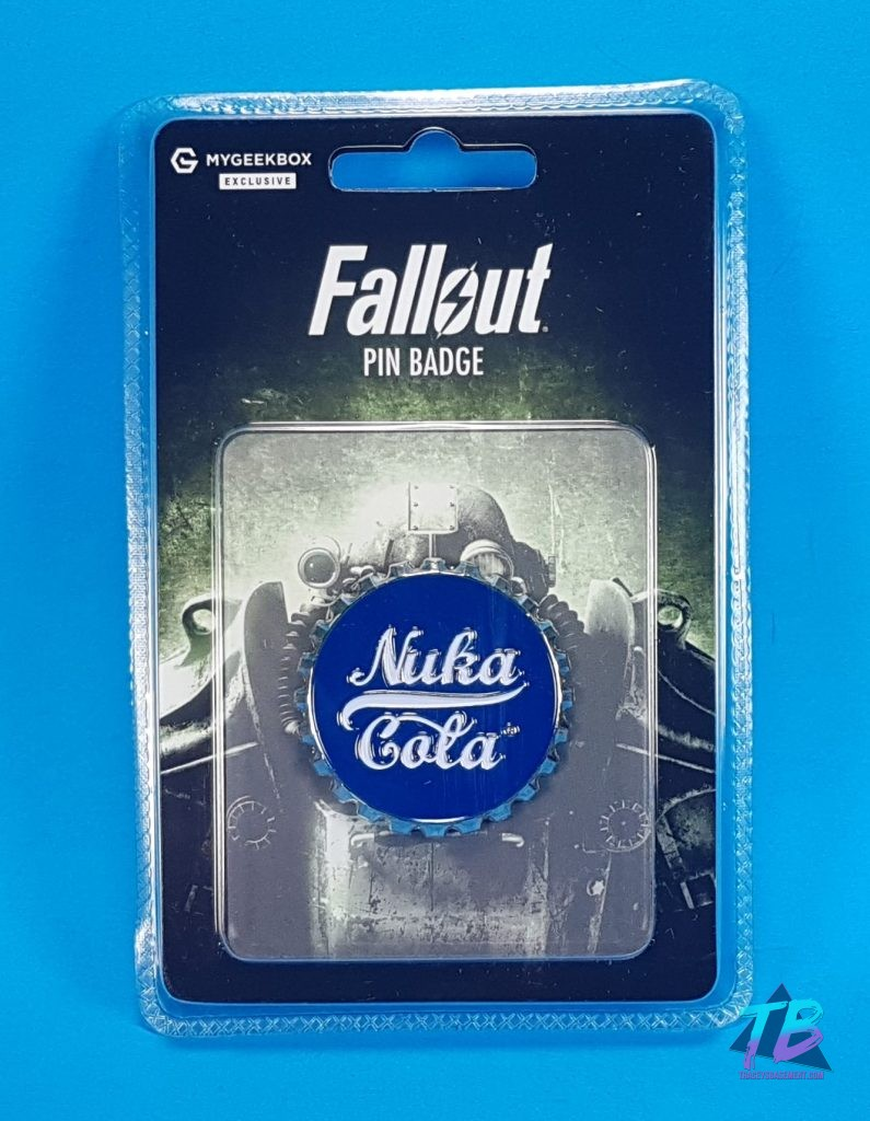 My-Geek-Box-Unboxing-September-2019-Exclusive-Fallout-Pin-Badge-Nuka-Cola-Bottlecap-795x1024 My Geek Box Unboxing (September 2019) My Geek Box Subscription Boxes Videos