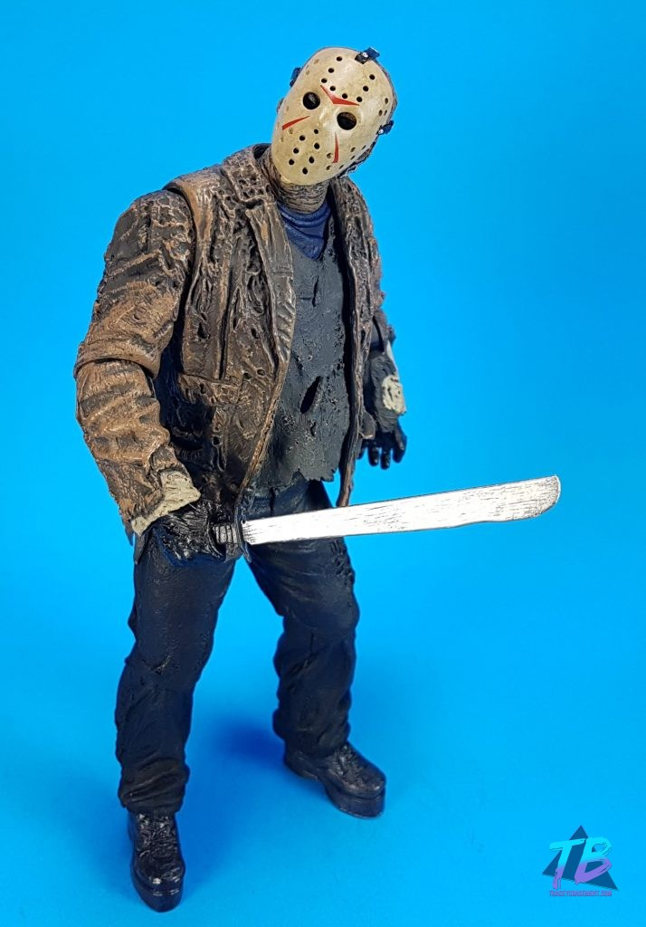 Neca-Toys-Ultimate-Freddy-vs-Jason-Voorhees-Action-Figure-Machete-Head-Tilt-714x1024 Friday the 13th Haul Feat. Neca, Mezco, & Funko Toys and Collectibles Videos