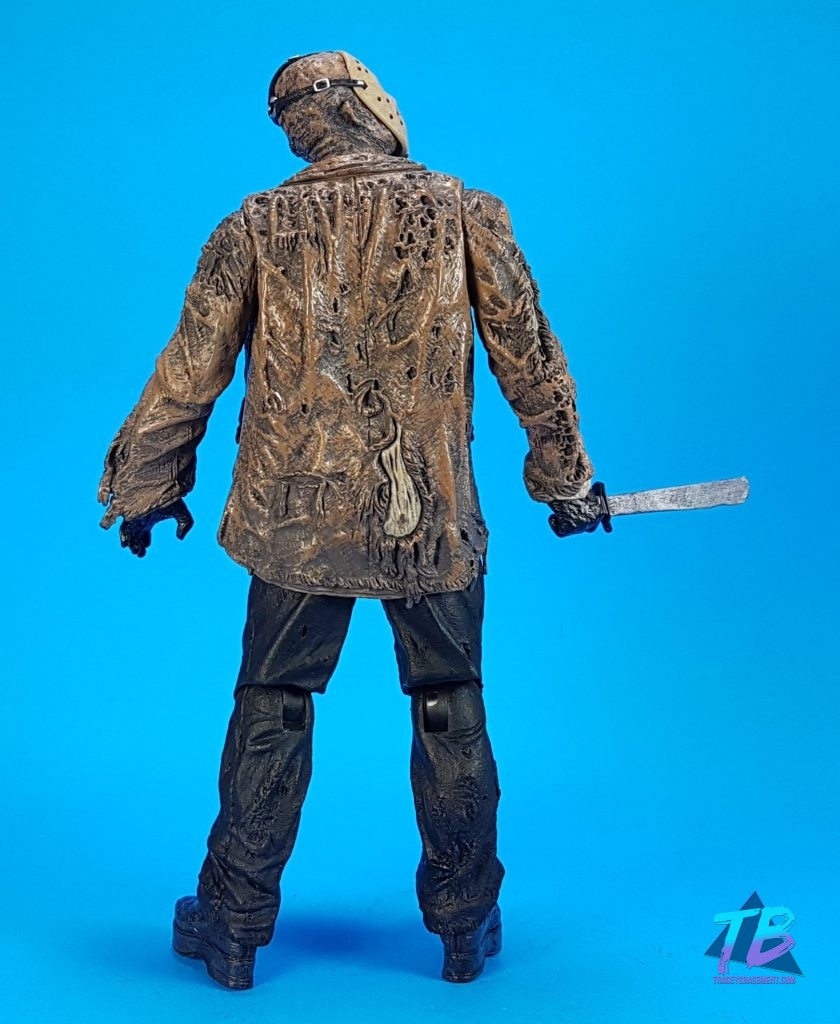 Neca-Toys-Ultimate-Freddy-vs-Jason-Voorhees-Action-Figure-Machete-Head-Tilt-Back-840x1024 Friday the 13th Haul Feat. Neca, Mezco, & Funko Toys and Collectibles Videos