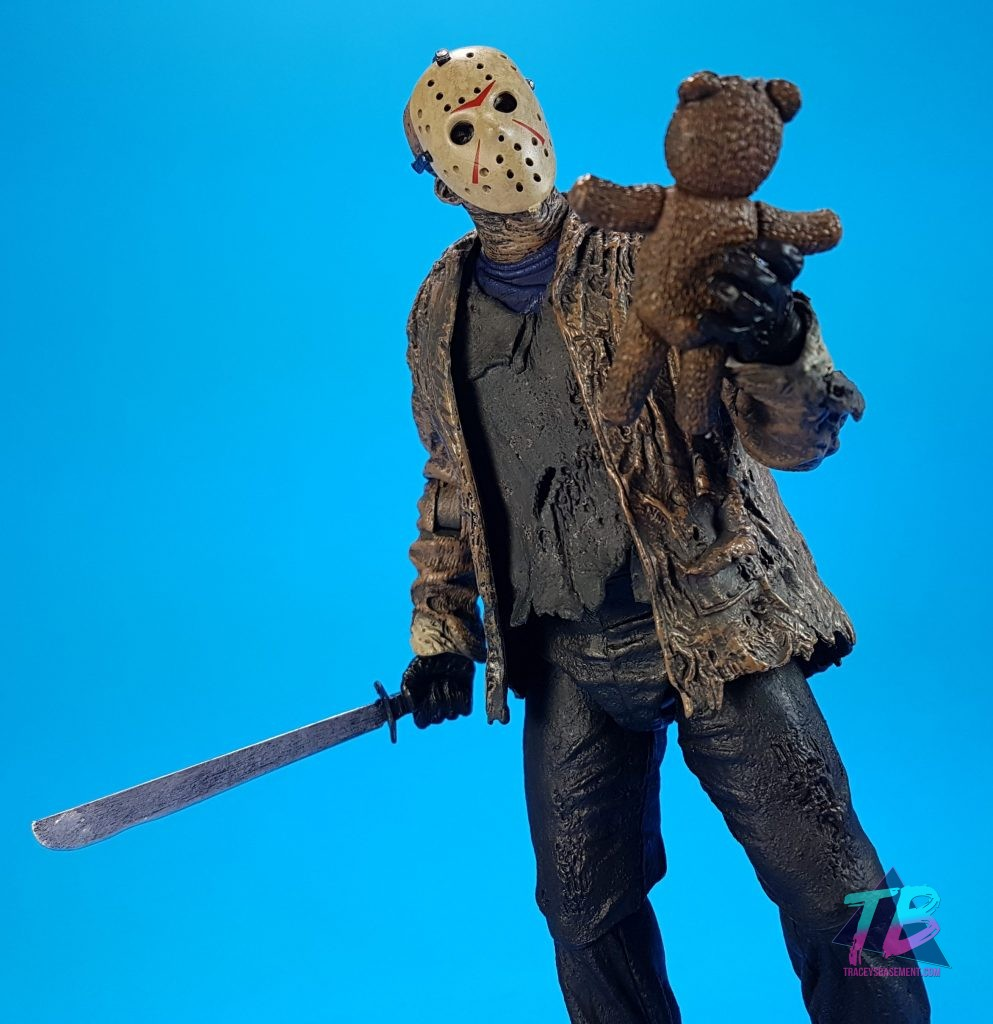 Neca-Toys-Ultimate-Freddy-vs-Jason-Voorhees-Action-Figure-Teddy-Bear-993x1024 Friday the 13th Haul Feat. Neca, Mezco, & Funko Toys and Collectibles Videos