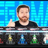 Super Fighting Robot! Mega Man Figures from Funko!